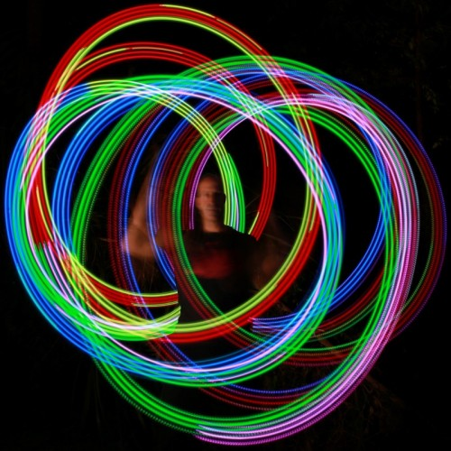 Multi Choices LED poi