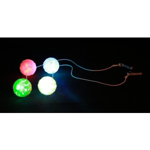 Multi Headed LED Poi