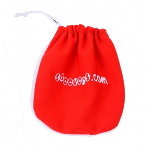 'Speevers' Weight Bag (Red and White)